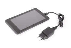 Charging devices isolated Royalty Free Stock Photos