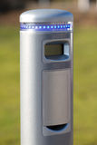 Charging Point stock image