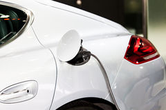 Charging power energy for modern electric cars.  Stock Photography