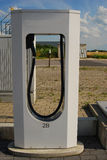 Charging Station for Electric cars in Germany. A charging Station for E-Cars outside Mühldorf,Germany Stock Images