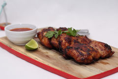 Chargrilled Chicken Royalty Free Stock Photos