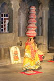 Chari Folk Dance von Rajasthan Stockfoto