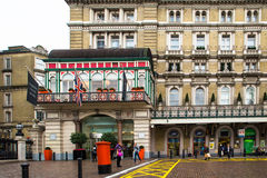 Charing Cross London Royalty Free Stock Images