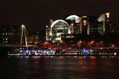 Charing Cross at Night royalty free stock photos