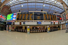 Charing Cross Railway Station Royalty Free Stock Images