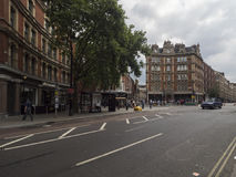 Charing Cross Road in London, London Stock Images