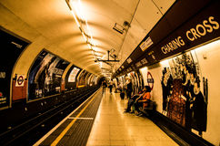 Charing Cross Station Stock Photography