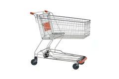 chariot à achats Photos libres de droits