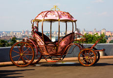 Chariot classique Photographie stock libre de droits