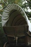 Chariot couvert Photographie stock libre de droits