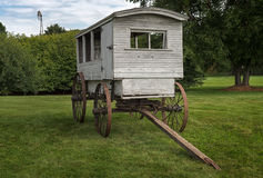 Chariot d'école Photo stock