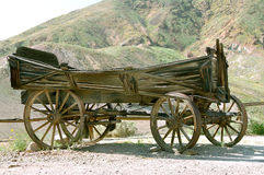 Chariot d'eau Images stock