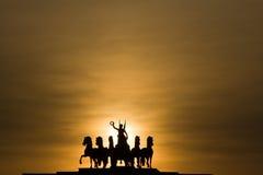 Chariot da glória Imagem de Stock