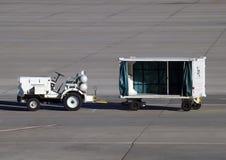 Chariot de bagage Photos libres de droits