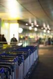 Chariot de bagage Photographie stock libre de droits