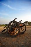 Chariot de boeuf Images stock