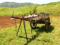 chariot de boeuf photographie stock libre de droits