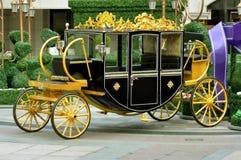 Chariot de cheval Image stock