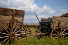 Chariot de fermiers Photos stock