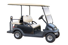Chariot de golf Photo stock