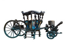 Chariot de la Catherine II Photo stock