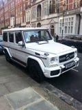 Chariot de Mercedes G Photographie stock libre de droits