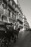 Chariot de Palerme Photos stock