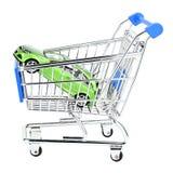 Chariot de système de véhicule Image stock