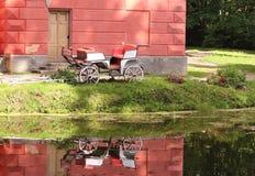 Chariot de vintage Images stock