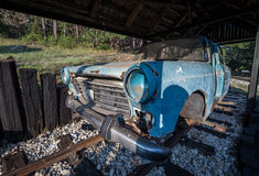Chariot en Serbie Photo stock