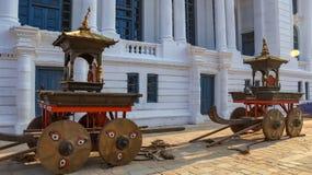 Indra Jatra stock photos