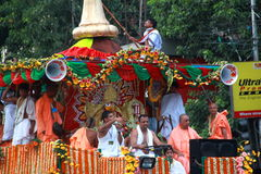 Chariot of Lord Jagannath.-1 Royalty Free Stock Images