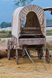 Chariot occidental sauvage Photos stock