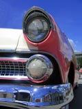 Chariot rose Photographie stock libre de droits