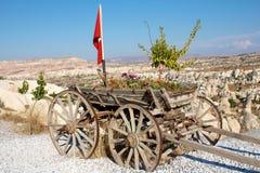Chariot turc Image libre de droits