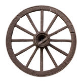 Chariot wheel Royalty Free Stock Photos