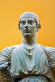 Charioteer Delphi Obraz Stock