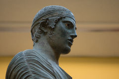 Charioteer of Delphi Stock Photos