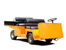 Chariots électriques de rendement industriel Photo stock
