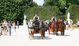 chariots Imagem de Stock Royalty Free