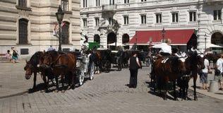 Chariots Royalty Free Stock Photos