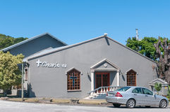 Charisma Church in Knysna Royalty Free Stock Images
