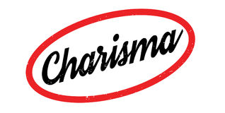 Charisma rubber stamp Stock Photography