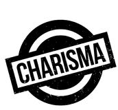 Charisma rubber stamp. Grunge design with dust scratches. Effects can be easily removed for a clean, crisp look. Color is easily changed Royalty Free Stock Images