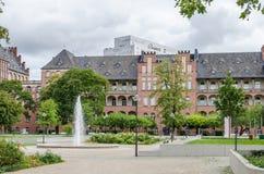 Charite校园米特区在柏林 免版税库存照片