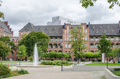 Charite Campus Mitte in Berlin Royalty Free Stock Photo