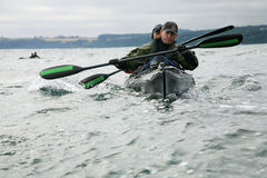 Free Charity Canoe Trip - Bornholm Stock Images - 26837974
