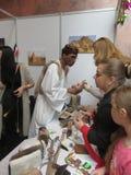 Charity Fair Stock Photo