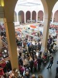 Charity Fair in Kiev.  Stock Image