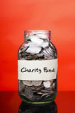 Charity Fund - Financial Concept Stock Photos
